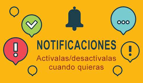 notificaciones campus