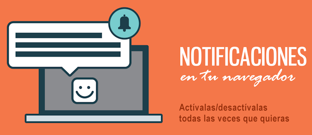 Notificaciones del campus tecnológico virtual